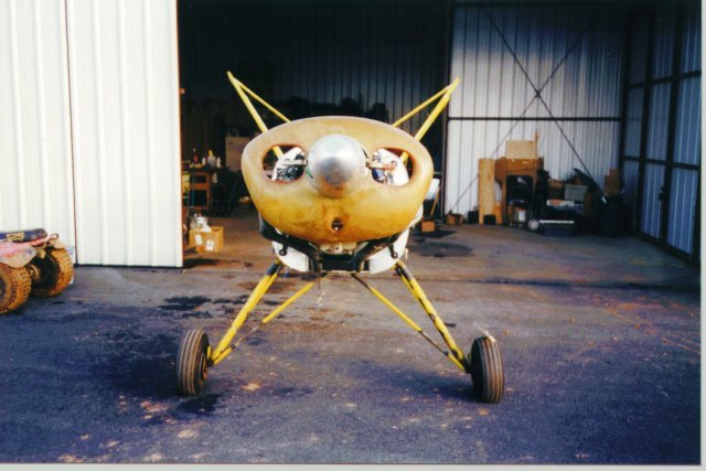 Chevy V-6 Equipped Starduster Too